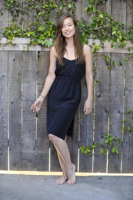 Olivia Wilde Barefoot
