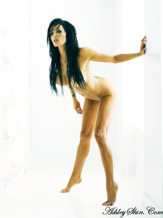 Ashley Kahsaklahwee on Barefoot Beauties