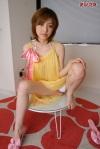 Ai Haneda on Barefoot Beauties