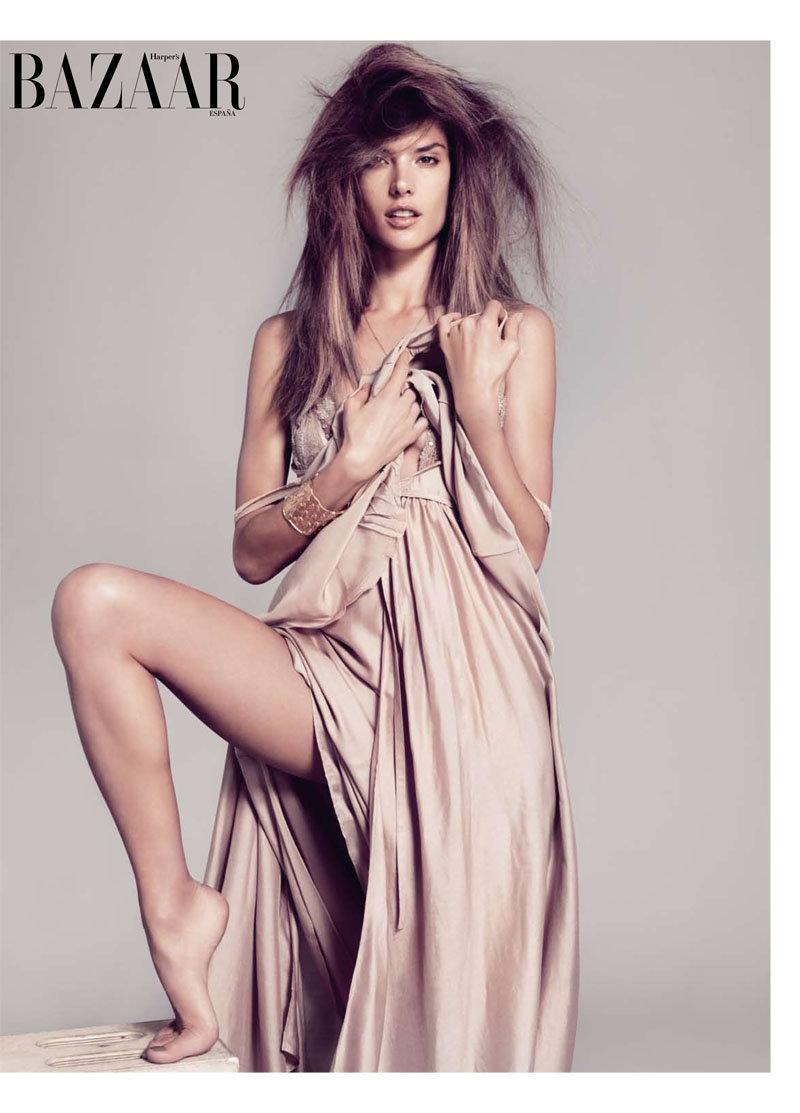 Alessandra Ambrósio   Barefoot Beauties