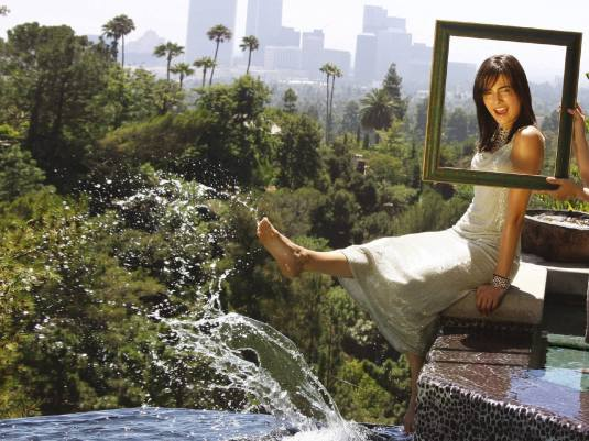 Camilla Belle at Barefoot Beauties