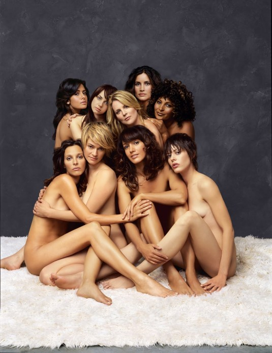 L word cast feet nude