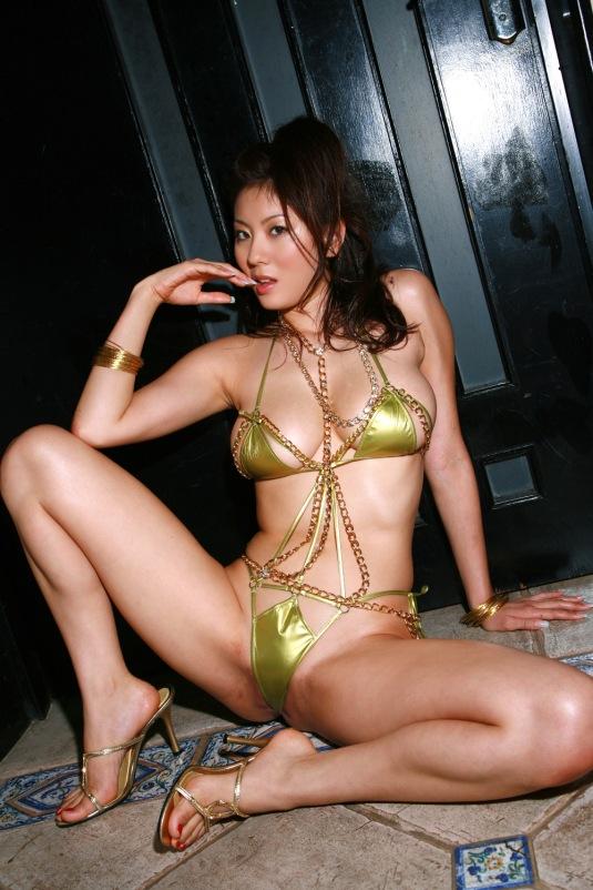 Yuma Asami Bikini
